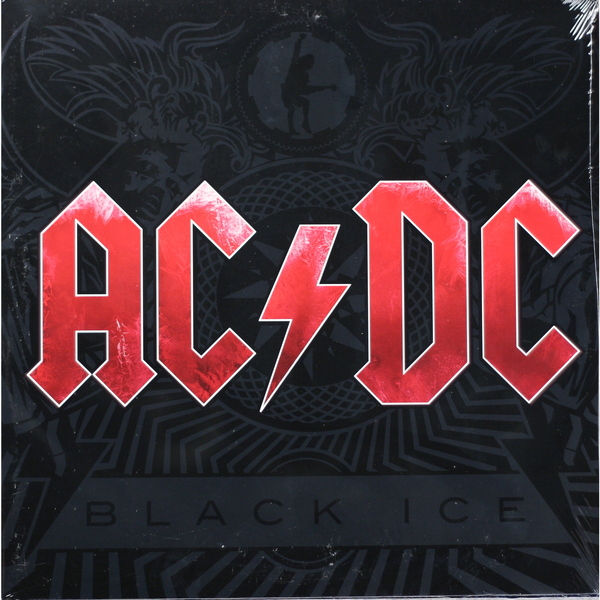 AC/DC AC/DC - Black Ice (2 LP) ac dc ac dc black ice 2 lp