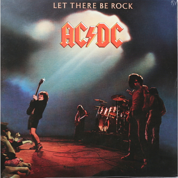 AC/DC AC/DC - Let There Be Rock