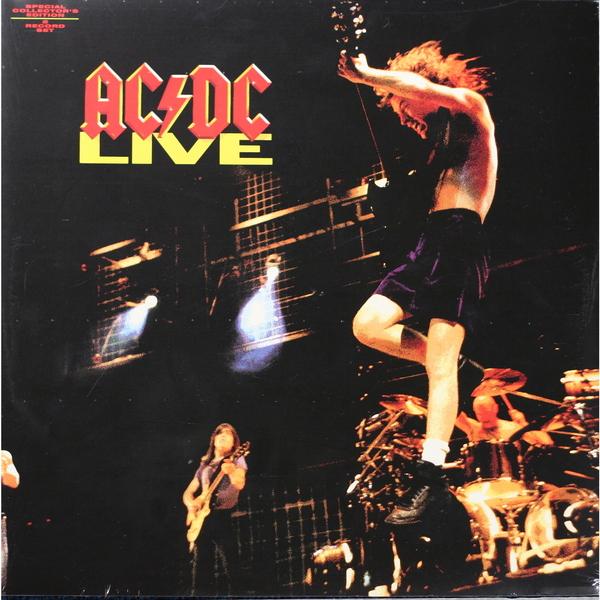 AC/DC AC/DC - Live (2 LP) ac dc ac dc live 2 lp