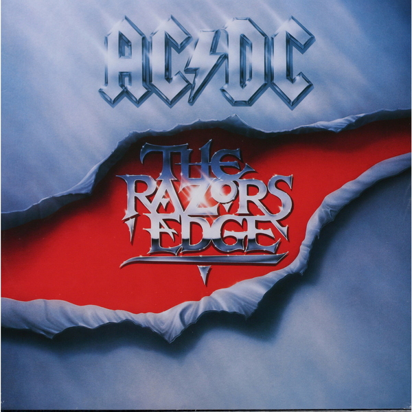 AC/DC AC/DC - The Razors Edge мультиметр uyigao ac dc ua18
