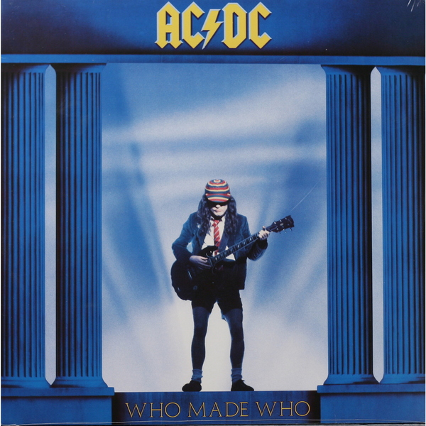 AC/DC AC/DC - Who Made Who 100 women who made history