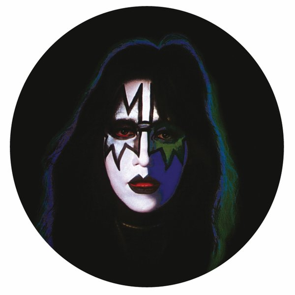 KISS ACE FREHLEY - ACE FREHLEY (PICTURE) ace camp sand peg