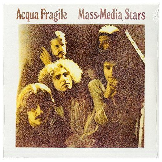 где купить  ACQUA FRAGILE ACQUA FRAGILE - MASS-MEDIA STARS (180 GR)  по лучшей цене