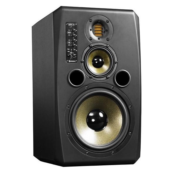 Студийные мониторы ADAM S3X-V Black
