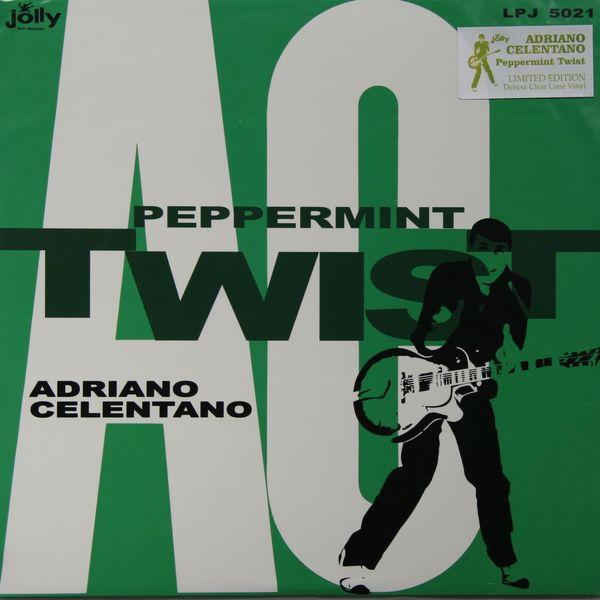 ADRIANO CELENTANO ADRIANO CELENTANO - PEPPERMINT TWIST