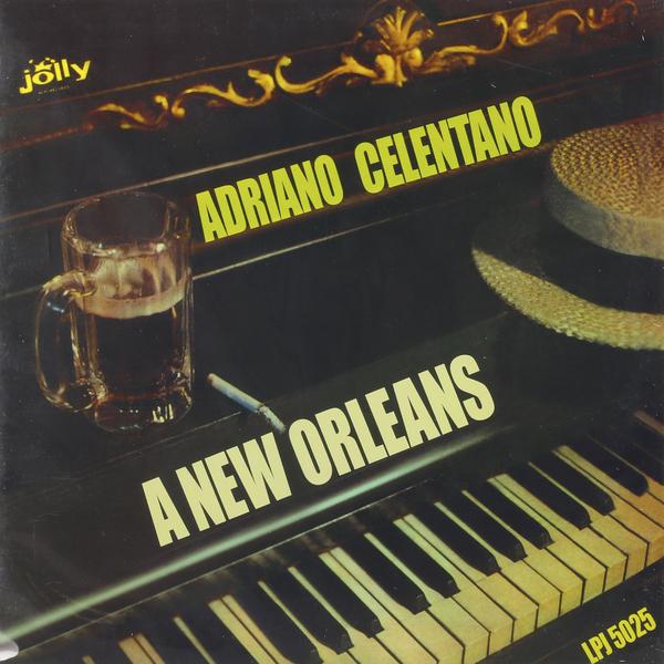 ADRIANO CELENTANO ADRIANO CELENTANO - NEW ORLEANS