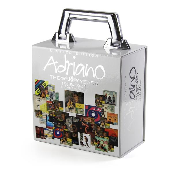 ADRIANO CELENTANO ADRIANO CELENTANO - THE MUSIC JOLLY YEARS 1958-1963