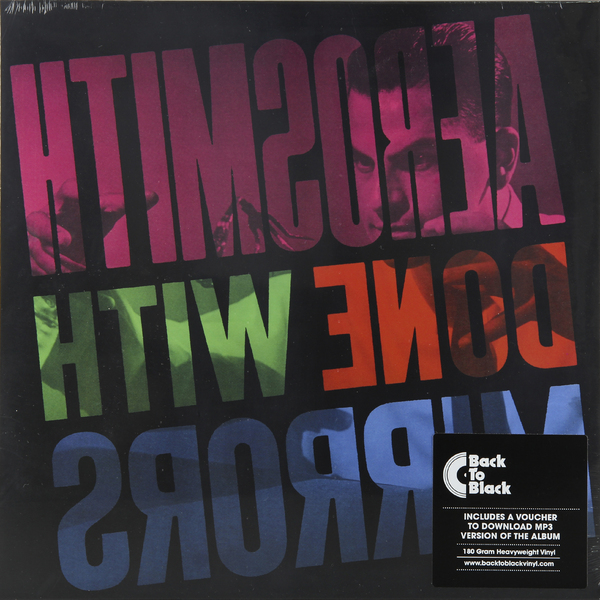 Aerosmith Aerosmith - Done With Mirrors (180 Gr) aerosmith aerosmith done with mirrors 180 gr