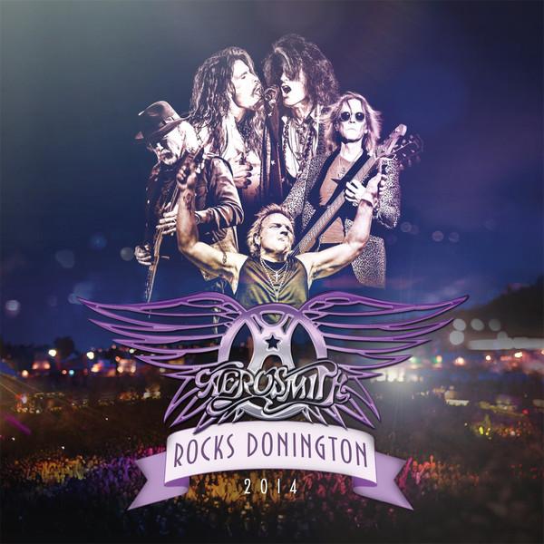 AEROSMITH AEROSMITH - ROCKS DONNINGTON 2014 (3 LP + DVD)
