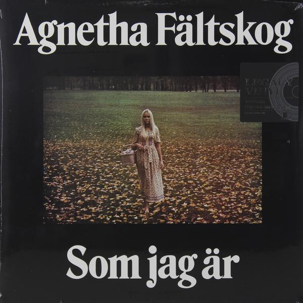 все цены на  ABBA AGNETHA FALTSKOG - SOM JAG AR (180 GR)  онлайн