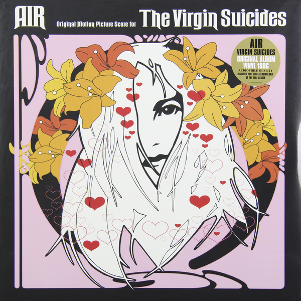 AIR AIR - THE VIRGIN SUICIDES (15TH ANNIVERSARY)