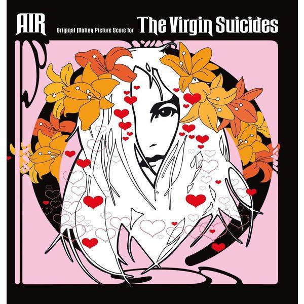 AIR AIR - The Virgin Suicides (15th Anniversary) (3 Lp+2 Cd) air air the vigin suicides limited edition 2 cd 3 lp