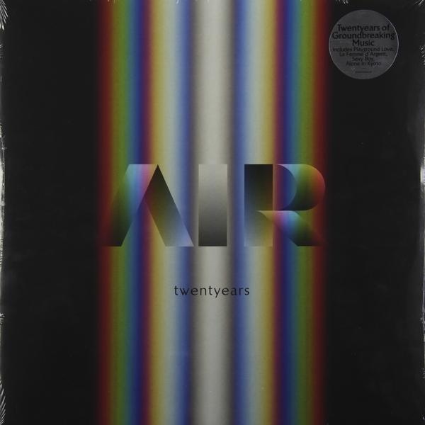 AIR AIR - TWENTYEARS (2 LP) air air premiers symptomes lp