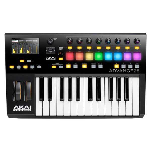 MIDI-клавиатура AKAI Professional
