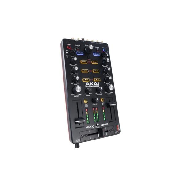 DJ контроллер AKAI Professional AMX цена 2017