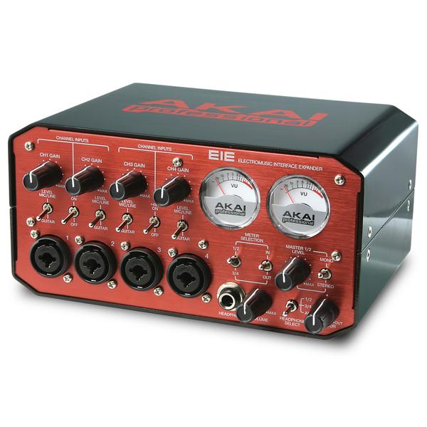 Внешняя студийная звуковая карта AKAI Professional