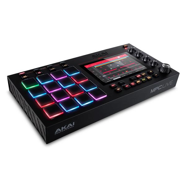 Синтезатор AKAI Professional MPC LIVE изображение