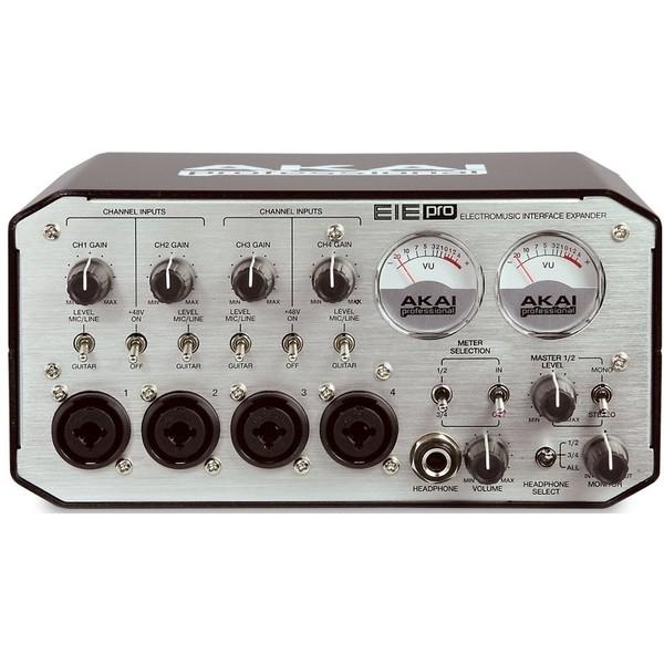 Внешняя студийная звуковая карта AKAI Professional EIE Pro изображение