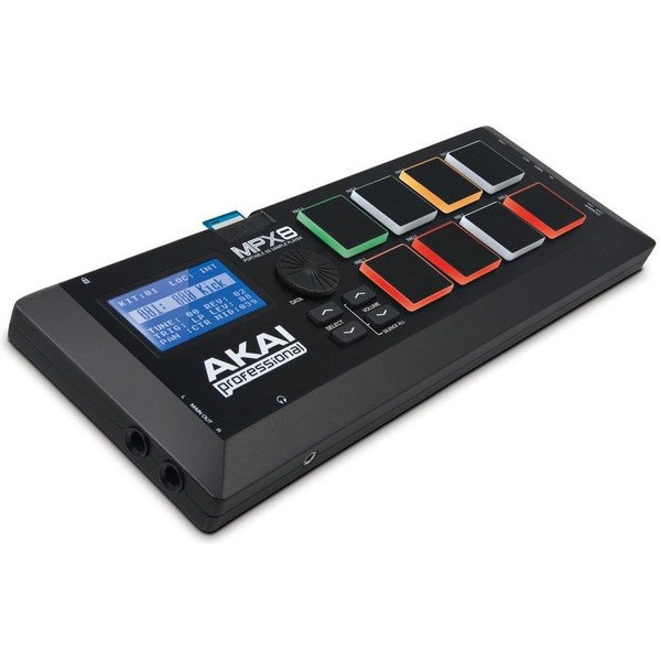 Сэмплер AKAI Professional MPX8 midi контроллер akai professional mpc touch