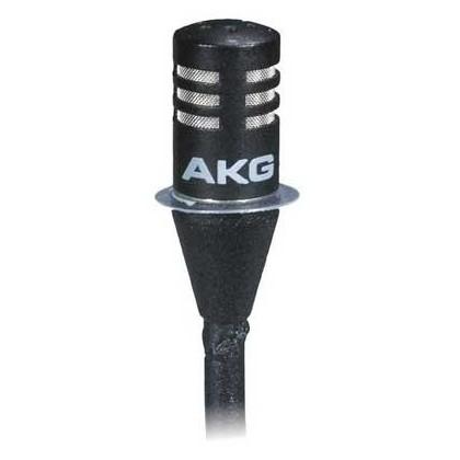 Микрофон для радио и видеосъёмок AKGМикрофон для радио и видеосъёмок<br>Микрофон петличный всенаправленный<br>