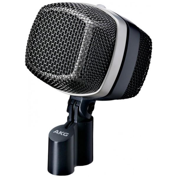 Инструментальный микрофон AKGИнструментальный микрофон<br>Микрофон для бас барабана<br>