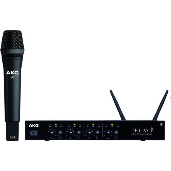 Радиосистема AKG DMS TETRAD Vocal Set D5