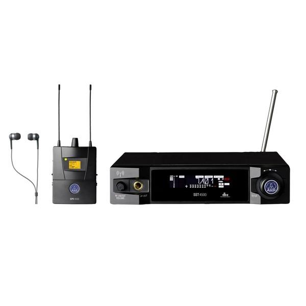 Система персонального мониторинга AKG IVM4500 Set BD7 (500.1 - 530.5) akg ivm4500 set bd7 500 1 530 5