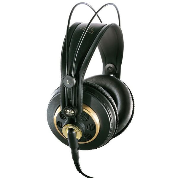 все цены на Охватывающие наушники AKG K240 Studio Black онлайн