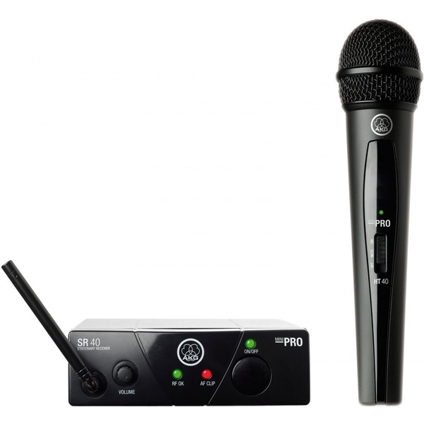Радиосистема AKG WMS40 Mini Vocal Set Band ISM3