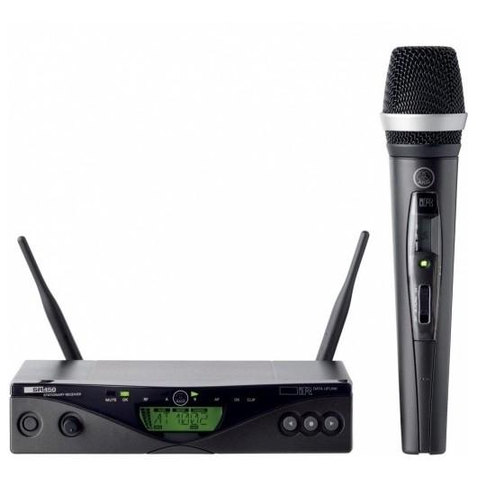 Радиосистема AKG WMS470 D5 Set BD7