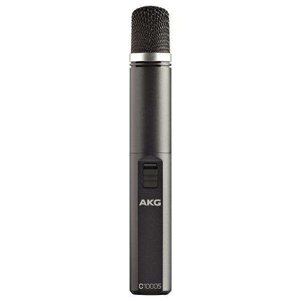 Студийный микрофон AKG C1000S приёмник и передатчик для радиосистемы akg dsr700 v2 bd1