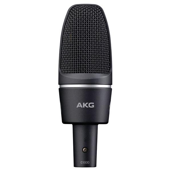 Студийный микрофон AKG C3000 микрофон akg c518m