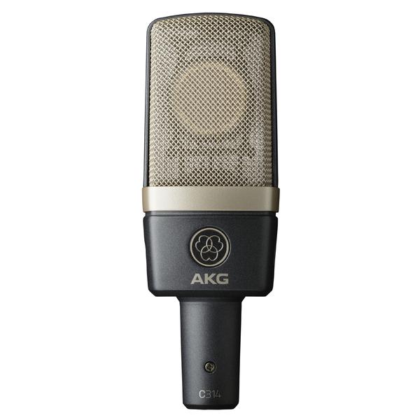 Студийный микрофон AKG C314 изображение