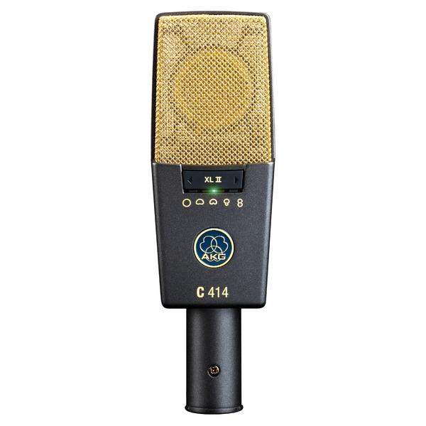 Студийный микрофон AKG C414XLII динамический микрофон akg d7