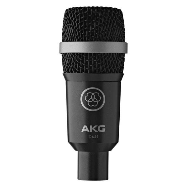 Инструментальный микрофон AKG D40 akg y 40