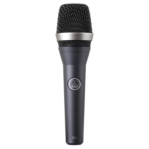 Вокальный микрофон AKG