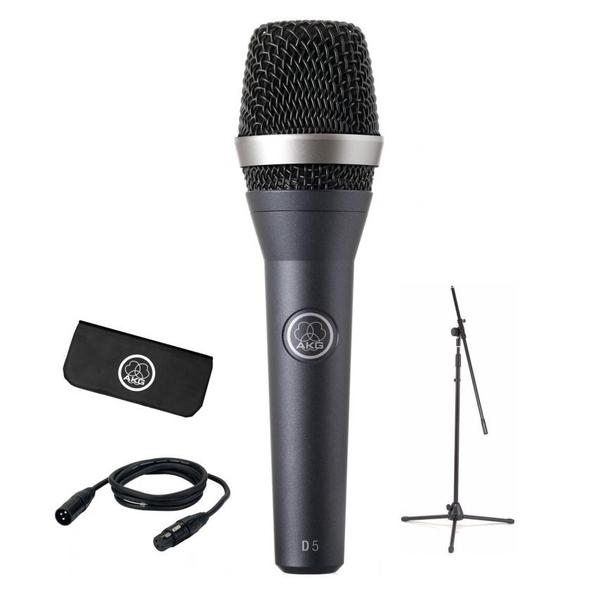 Вокальный микрофон AKG D5 Stagepack