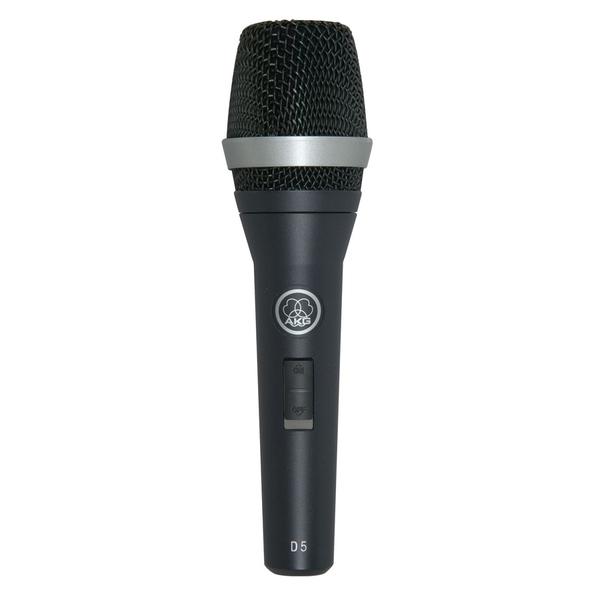 Вокальный микрофон AKG D5 S akg y 20u