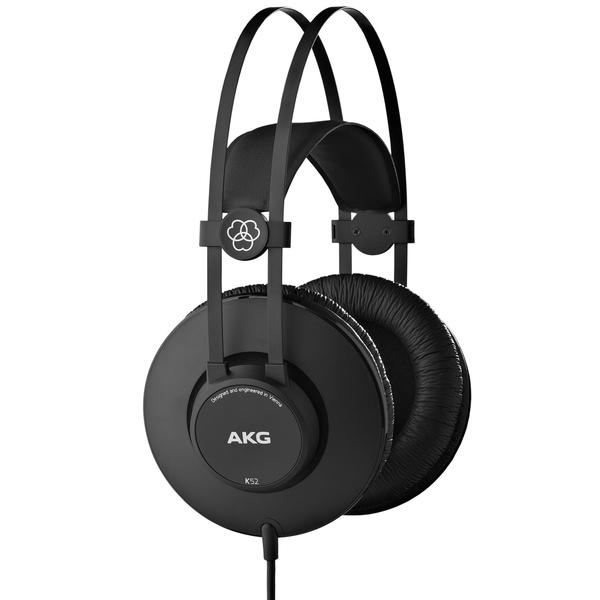 цены  Охватывающие наушники AKG K52 Black