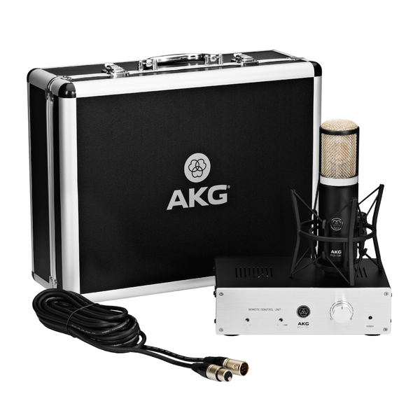 Студийный микрофон AKG P820 микрофон для духовых инструментов akg c519m