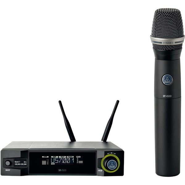 Радиосистема AKG WMS4500 D7 Set BD8 радиосистема akg wms4500 d7 set bd8