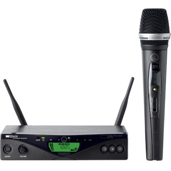 Радиосистема AKG WMS470 C5 Set BD7 akg ivm4500 set bd7 500 1 530 5