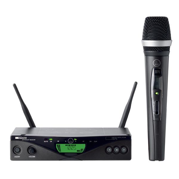 Радиосистема AKG WMS470 D5 Set BD8