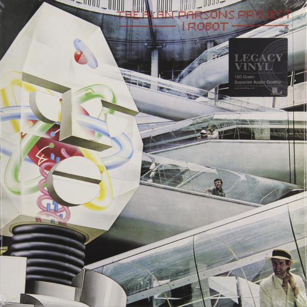 Alan Parsons Project Alan Parsons Project - I, Robot (180 Gr) cd диск the alan parsons project i robot 1 cd