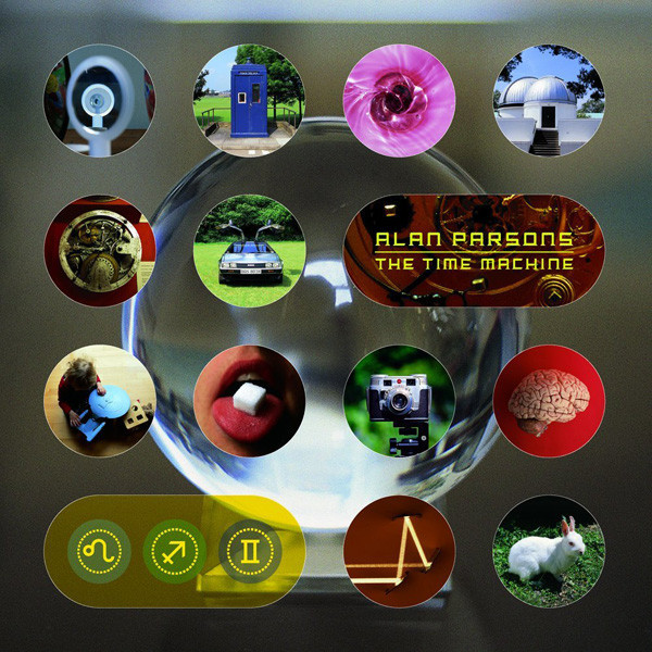 Alan Parsons Project Alan Parsons Project - Time Machine (2 LP)