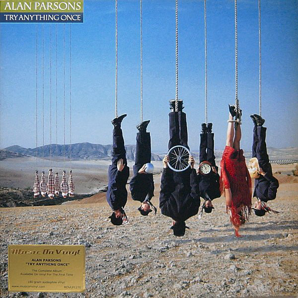 ALAN PARSONS PROJECT ALAN PARSONS PROJECT - TRY ANYTHING ONCE (2 LP) dkny parsons ny2366