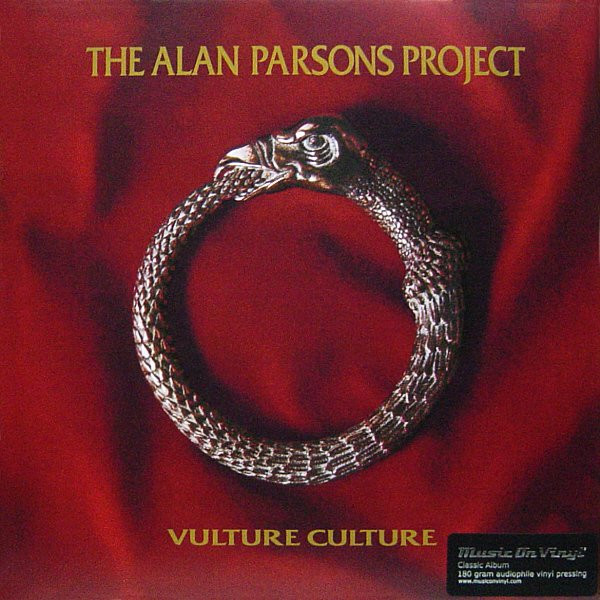 ALAN PARSONS PROJECT ALAN PARSONS PROJECT - VULTURE CULTURE dkny parsons ny2366