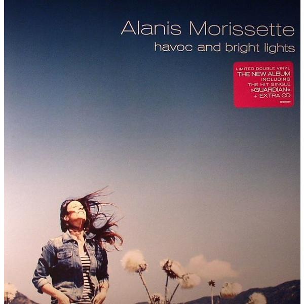 Alanis Morissette Alanis Morissette - Havoc And Bright Lights (2 Lp+cd) partners lp cd