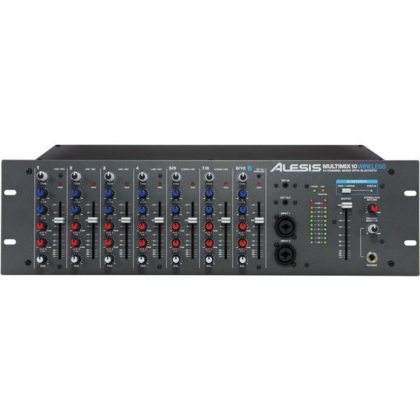 Аналоговый микшерный пульт Alesis MultiMix 10 Wireless alesis q49