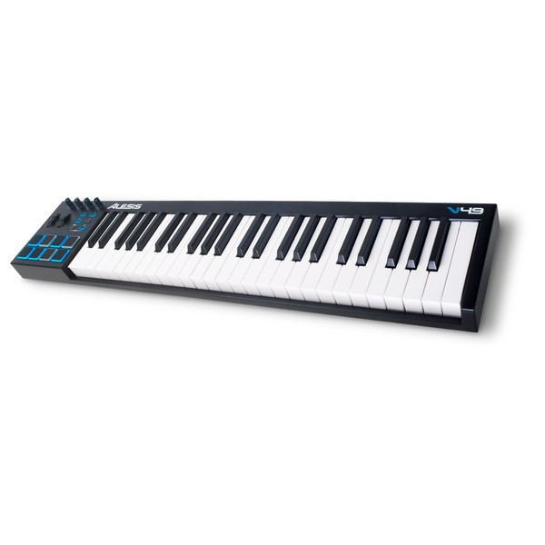 MIDI-клавиатура Alesis V49 midi клавиатура 49 клавиш alesis q49